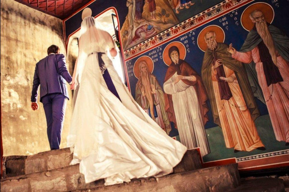 Венчание в греции в православной церкви