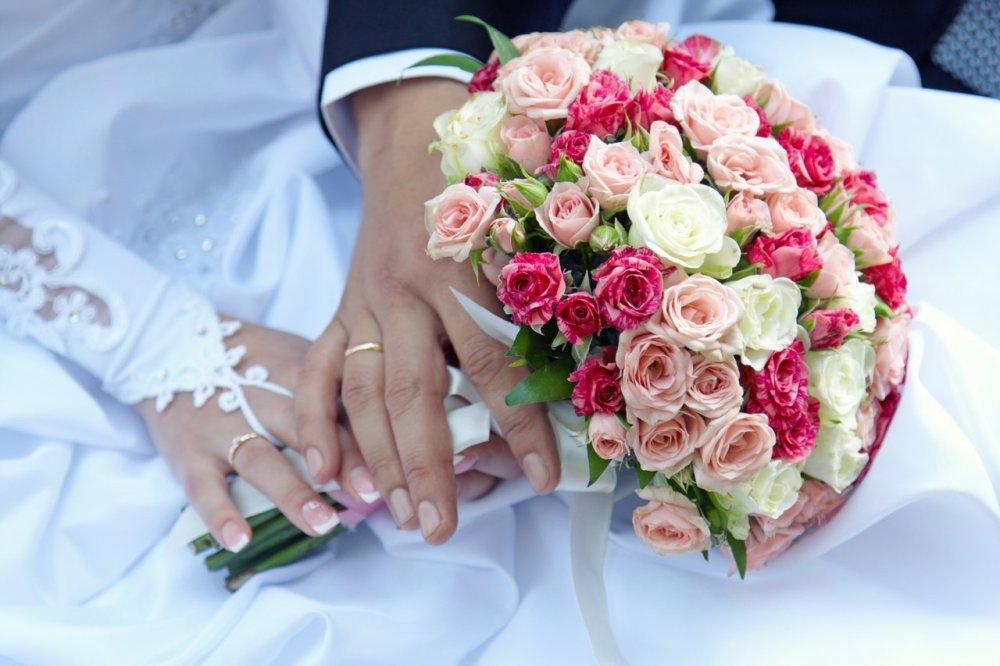 Сколько действует букет невесты, свадебный букет
