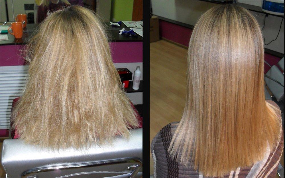 Как восстановить волосы после мелирования в домашних